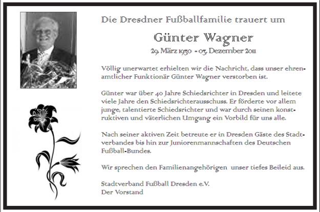 Günter Wagner