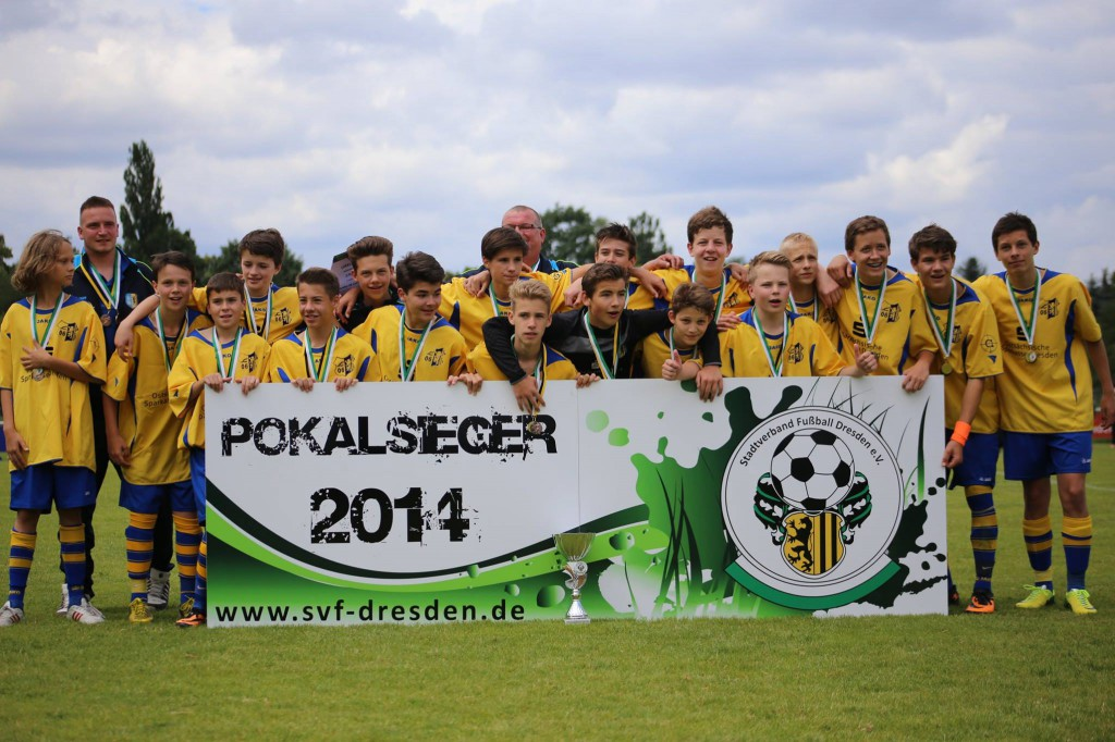 Laubegast Sieger Pokal C