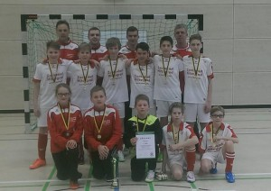 Weixdorf D-Junioren