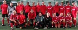 gemeinsames Siegerfoto Supercup Senioren Ü50