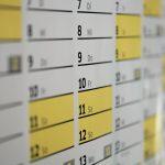 Veröffentlichung Rahmenterminplan 2021/22