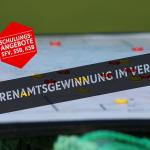 Bildungsangebote des SFV und SSB Dresden zur Ehrenamtsgewinnung