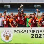 Dresdner Fußballlöwen gewinnen Pokalfinale im Freizeitsport!