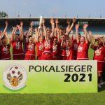 Spiel gedreht: Serkowitzer FSV gewinnt Pokalfinale der Frauen!