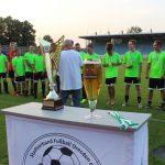 Auslosung des Amateurpokals der Ostsächsischen Sparkasse Dresden!