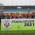 Dynamo Dresden gewinnt Pokalfinale der D-Junioren