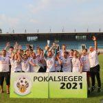 Erfolg bei den A-Junioren: SG Dresden Striesen ist Pokalsieger 2021