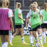 Frauen-Nationalmannschaft bestreitet Vorbereitung in Dresden!