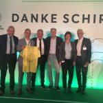 """""""Danke Schiri"""" - gelungene Preisverleihung in Frankfurt"""